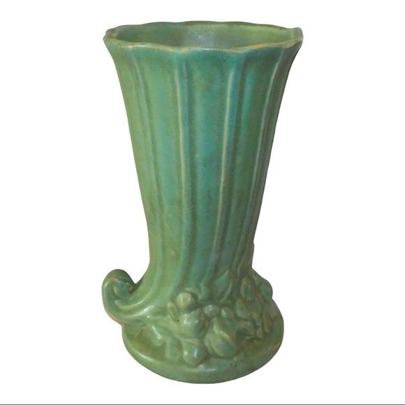 1940's Cornucopia Vase